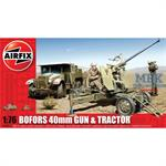 Bofors Gun and Tractor 1:76