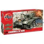 Cromwell MK.IV Cruiser Tank 1:76