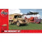 RAF Emergency Set in 1:76