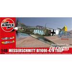 Messerschmitt Bf109E-4/N - Tropical