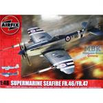 Supermarine Seafire FR46/FR47