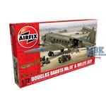 Douglas Dakota MkIII with Willys Jeep 1:72