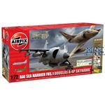 Starter Set A-4P Skyhawk / BAe Sea Harrier FRS-1