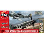 Dogfight Double Typhoon IB / FW190 A-8 Set