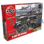 D-Day The Air Assault Gift Set 1:72