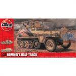 Rommels Half Track
