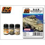 Afrika Korps (DAK) Weathering Set