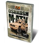 Oshkosh M-ATV Photo DVD