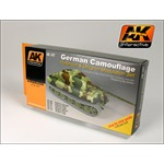 German Camouflage Modulation Set