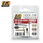 Standard Tools alll eras Set
