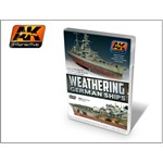 DVD Weathering German Ships (PAL)