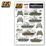 War in Afghanistan - Northern Alliance Tanks & AFV