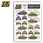 Axis and East European Panzer II/III/IV