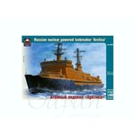 Rus. Nuclear Powered Icebreaker Arctica 1:400