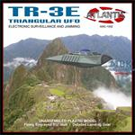 Triangular Anti Gravity Space Craft TR-3E (UFO)