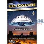 UFO Encounters Monument Valley UFO Clear Edition