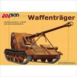 Ardelt Waffenträger mit 8,8 cm Pak