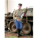 WW2 Russian Tank Officer