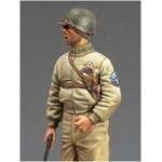 WW2 US Tank Crew  Set (2 Figuren)