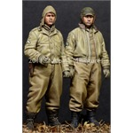 WW2 US AFV Crew Set (2 Figuren)