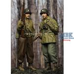 WWII US Infantry Officer Set