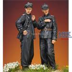 Waffen SS AFV Crew 44-45 Set