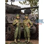 US 3rd Armored Division Set (2 Figuren)