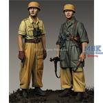1st FJ Division in Italy Set (2 Figuren)