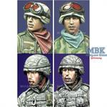 Modern US Infantry Heads