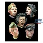 WW2 Russian Heads #2