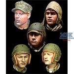 WW2 US Tanker Head Set