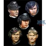 German Panzer Crew Head Set #2