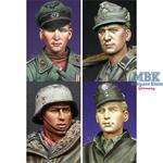 German Heads Set #2