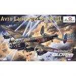 Avro Lancaster B.I/B.III 1:144