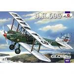 D. H. DH.60G Gipsy Moth