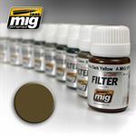 Tan for 3-tone camo Filter