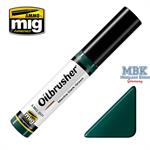 Oilbrush Mecha Dark Green
