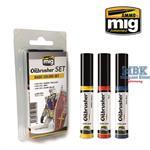 Oilbrusher Basic Colors Set