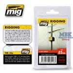 RIGGING – FINE 0.03 MM