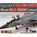 Upgrade Set for MiG-31 BM/BSM Foxhound