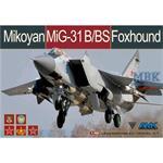 MiG-31 B/BS Foxhound