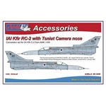 IAI Kfir RC-2 / Tsniut camera nose Conv