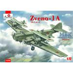 Zveno 1A (TB-1 & I-5)