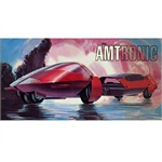 The AMTronic Futuristic Multi-Duty Vehicle