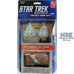Star Trek U.S.S Defiant NX-74205 (Snap-Fit)