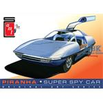 Piranha Spy Car – Original Art Series