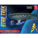 Star Trek U.S.S. Enterprise 1701-D (Clear Edition)