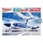 Fireflash - Air Terrainean Super Sonic Airliner