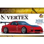 Mazda Vertex FD3S RX-7  1/24