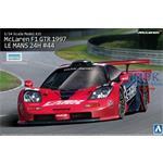 McLaren F1 GTR 1997 Le Mans 24h # 44 Overseas 1/24